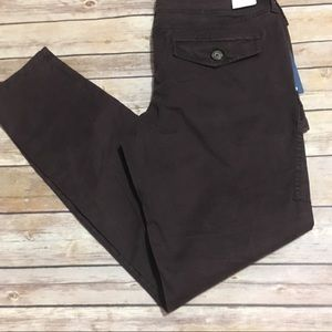 Old Navy Moto Low Rise Skinny Pigment Dyed Pants